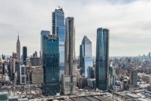 Hudson Yards NYC Blue Spark Financial